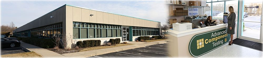 Advanced Component Testing Location - Centrally located in Ronkonkoma, NY, in the heart of Long Island's high tech hub.